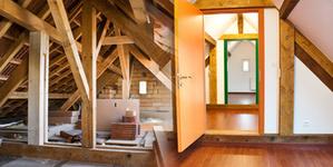 Génération Bois Menuiserie - Sprimont - Aménagement de grenier