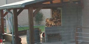 Génération Bois Menuisiere - Sprimont - Carport
