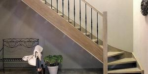 Génération Bois Menuisiere - Sprimont - Escaliers